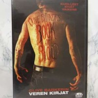 Book of blood (DVD)