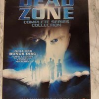 The Dead Zone – complete series collection (kaikki 6 kautta) (DVD)