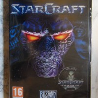 Starcraft – Includes Expansion set Brood War (PC, Uusi muoveissa)