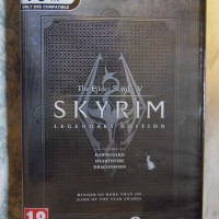 The Elder Scrolls V – Skyrim, Legendary Edition (PC, Uusi muoveissa)