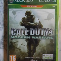 Call Of Duty 4 – Modern Warfare (XBOX 360, Uusi muoveissa)