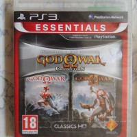 God Of  War Collection (PS3, Uusi muoveissa)