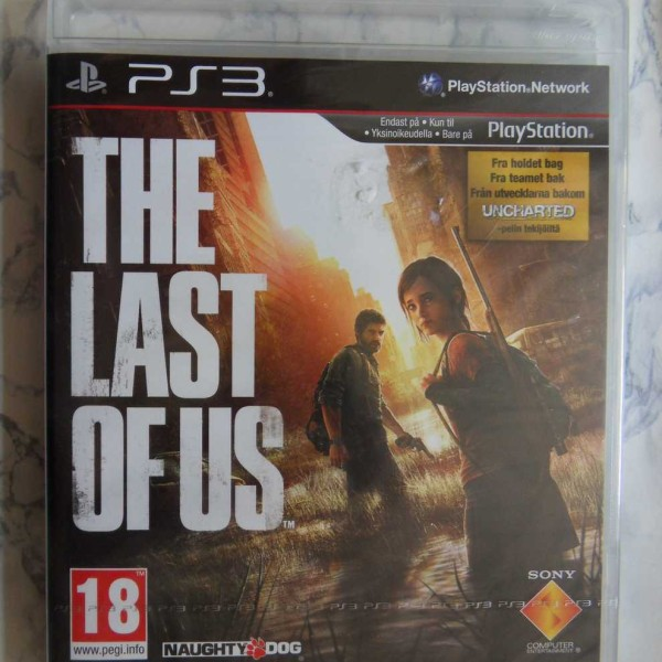 The Last Of Us (PS3, Uusi muoveissa)