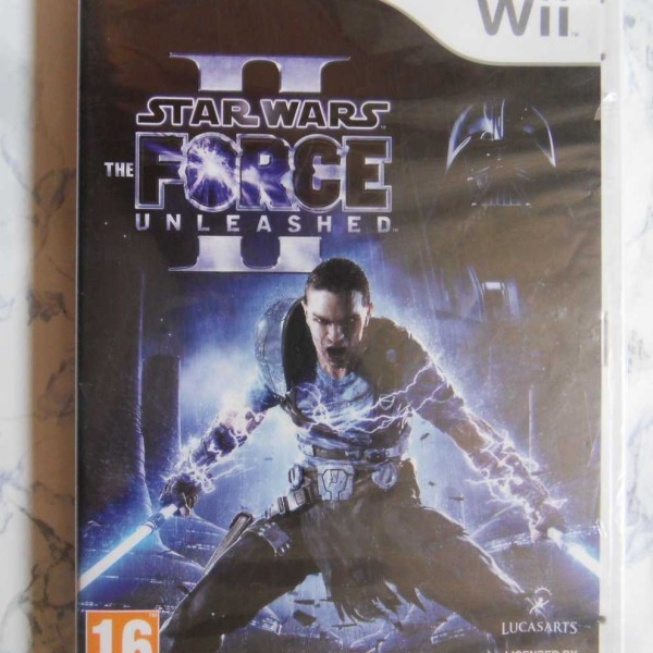 Star Wars – The Force Unleashed II (Wii, Uusi muoveissa)