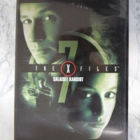 The X-Files, 7. kausi (DVD)