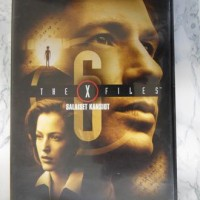The X-Files, 6. kausi (DVD)