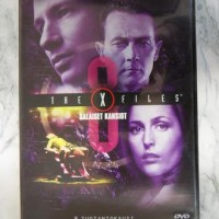 The X-Files, 8. kausi (DVD)