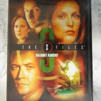 The X-Files, 9. kausi (DVD)