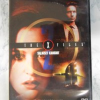 The X-Files, 2. kausi (DVD)