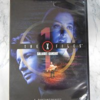 The X-Files, 1. kausi (DVD)