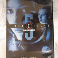 The X-Files, 5. kausi (DVD)