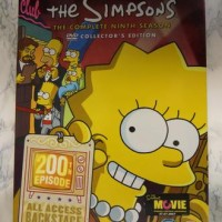 The Simpsons, 9. tuotantokausi, Collectors Edition (DVD)