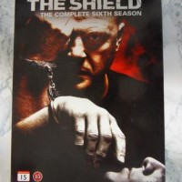 The Shield, 6. tuotantokausi (DVD)