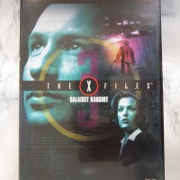 The X-Files, 3. tuotantokausi (DVD)
