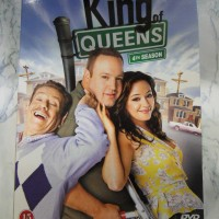 The King of Queens, Kellarin Kunkku, 4. tuotantokausi (DVD)