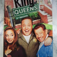The King of Queens, Kellarin Kunkku, 2. tuotantokausi (DVD)