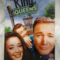 The King of Queens, Kellarin Kunkku, 3. tuotantokausi (DVD)