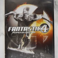 Fantastic 4, Hopeasurfari (DVD)