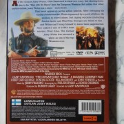 The Outlaw Josey Wales – Lainsuojaton (DVD)