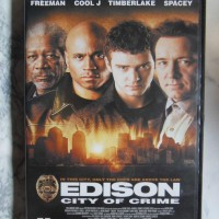 Edison City of Crime (DVD)