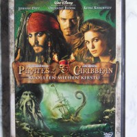 Pirates of the Caribbean – Kuolleen Miehen Kirstu (DVD)