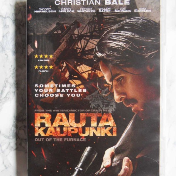 Rautakaupunki, Out of the Furnace (DVD)