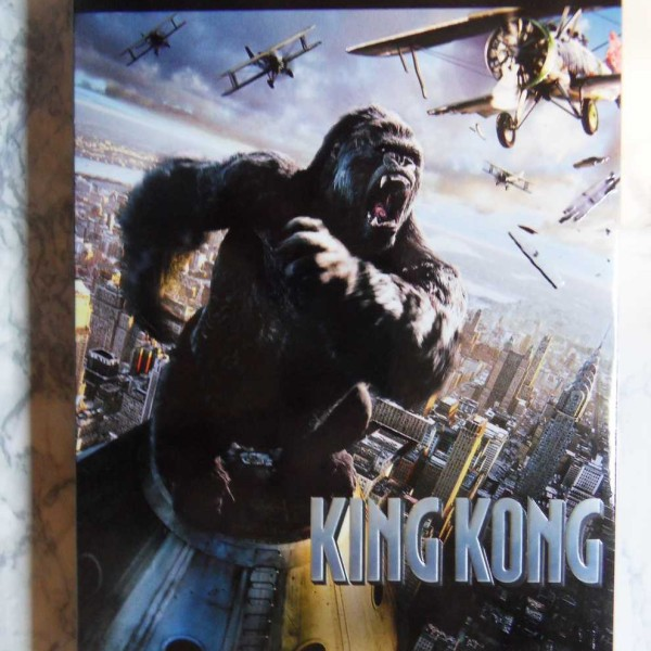 King Kong – 2 disc limited edition  (DVD)
