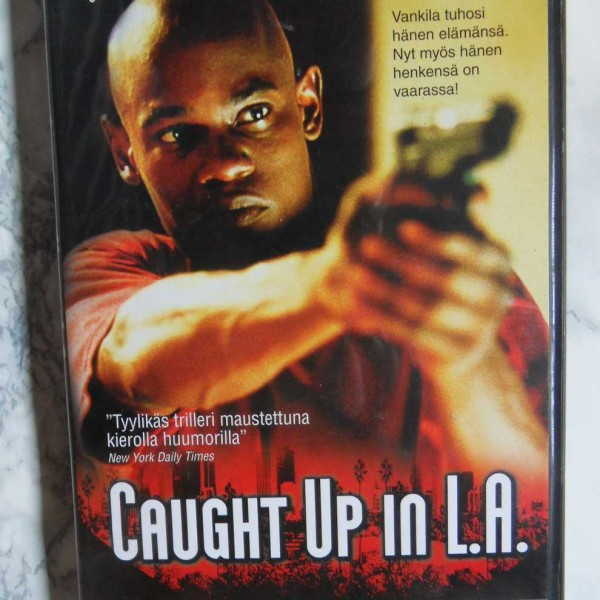 Caught Up In L.A. (DVD)