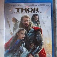Thor, The Dark World (Blu-ray) (UUSI MUOVEISSA)