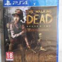 The Walking Dead, Season Two (PS4) (Uusi Muoveissa)