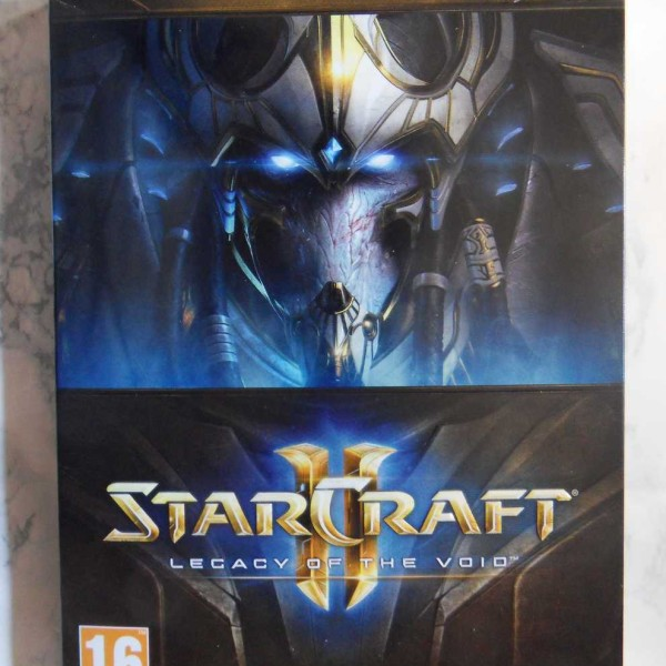 StarCraft II – Legacy of the Void (PC) (Uusi Muoveissa)