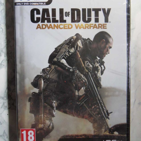 Call of Duty, Advanced Warfare (PC) (Uusi Muoveissa)