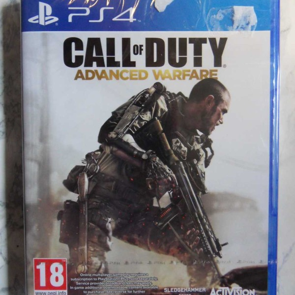 Call of Duty, Advanced Warfare (PS4) (Uusi Muoveissa)