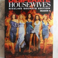 Desperate Housewives, 4. tuotantokausi (DVD)
