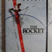 The Rocket – Jääkiekkolegenda (DVD)