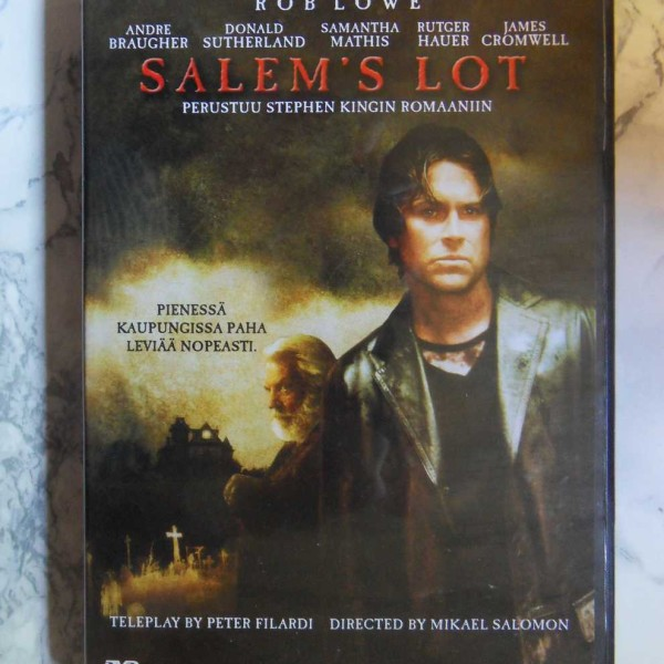 Salem's Lot (DVD)