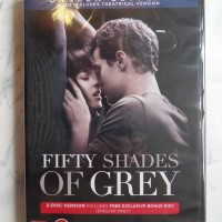 Fifty Shades of Grey – Unseen Edition (DVD) (UUSI MUOVEISSA)