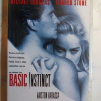 Basic Instinct – Vaiston Varassa (DVD)