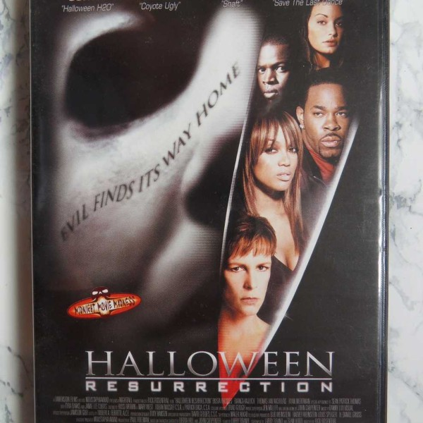 Halloween Resurrection (DVD)