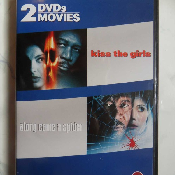 Kiss the girls, Along came a spider – 2 Movies (DVD)
