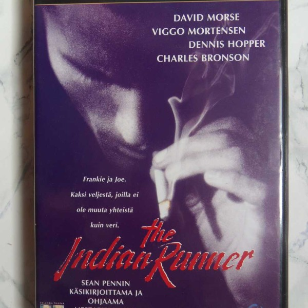 The Indian Runner (DVD)