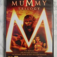 The Mummy Trilogia (DVD)