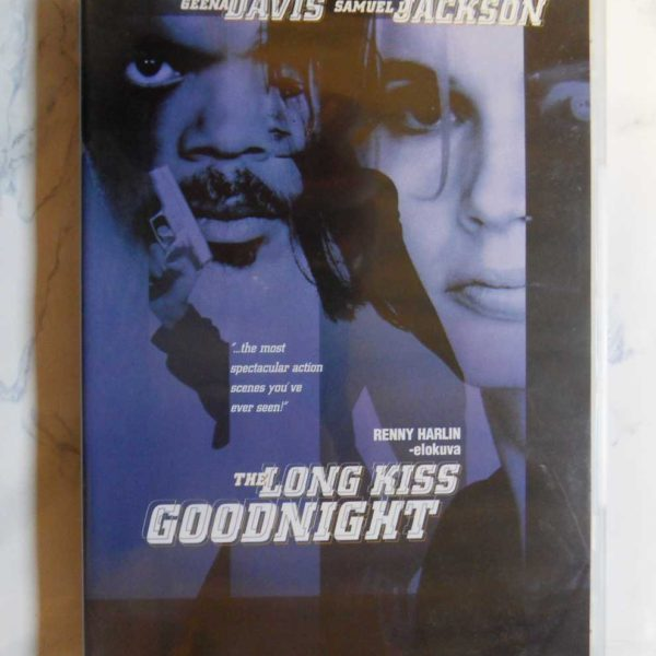 The Long Kiss Goodnight (DVD)