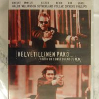 Helvetillinen Pako,Truth or Consequenses (DVD)