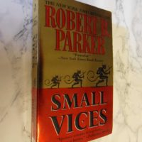 Small vices, Robert B. Parker