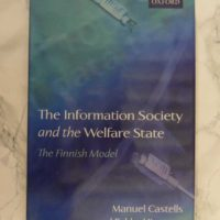 The Information Society and the Welfare State, Manuel Castells and Pekka Himanen