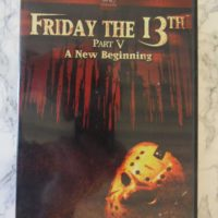 Friday The 13th Part V (DVD)